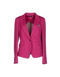Laurel Suits And Jackets Blazers Women Fuchsia