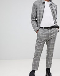 Weekday Charlie Check Trousers Multi