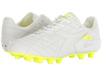 Diadora M. Winner Rb Italy Og White Fluo Yellow Soccer Shoes