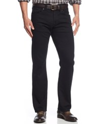 True Religion Men's Relaxed Fit Straight Ricky Jeans Midnight