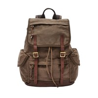 Fossil Mbg9084200 Mens Backpack Brown