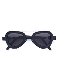 Kuboraum 'Mask Z5' Sunglasses Black