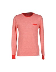 39 Masq Knitwear Jumpers Men Coral