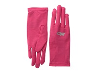 Outdoor Research Catalyzer Liners Desert Sunrise Extreme Cold Weather Gloves Orange