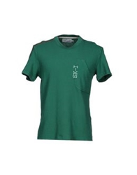 Seal Kay Independent T Shirts Emerald Green