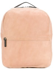 Ally Capellino Sandy Backpack Nude And Neutrals