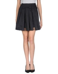 Thakoon Mini Skirts Black