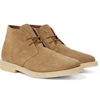 Common Projects Suede Desert Boots Sand