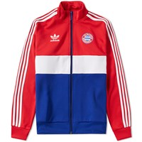 Adidas Bayern Track Top Red