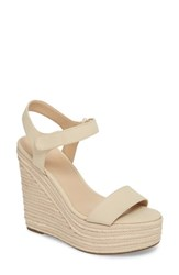 71f3705e44bf Kendall Kylie Grand Sport Espadrille Wedge Sandal Natural