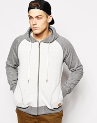 Native Youth Reverse Fleece Hoodie Charcoal