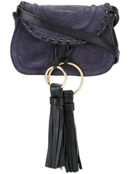 See By Chloe 'Polly' Belt And Crossbody Bag Blue