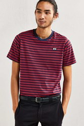 Lazy Oaf Red Menace Stripe Tee