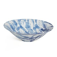 Bliss Home Creatures Shoal Fish Salad Bowl