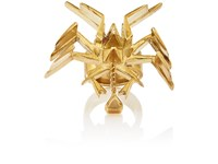 Eddie Borgo Spider Ring Gold