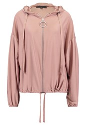 Missguided Londunn Cardigan Blush Pink