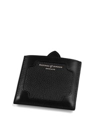 Aspinal Of London Marylebone Compact Mirror Black