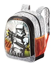 American Tourister Star Wars Storm Troopers Backpack White