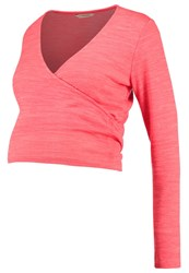 Noppies Long Sleeved Top Fuchsia Pink