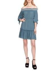 Jessica Simpson Off The Shoulder Dress Stargazer