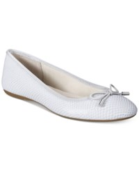 Alfani Women's Aleaa Ballet Flats Only At Macy's Women's Shoes Cotton