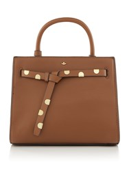 Nica Selma Small Grab Tote Tan