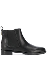 Lauren Ralph Lauren Pull On Chelsea Boots Black