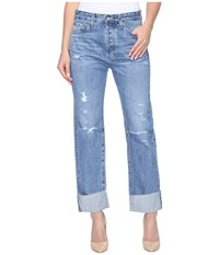 Ag Adriano Goldschmied The Sloan In 16 Years Paradise Found 16 Years Paradise Found Women's Jeans Blue