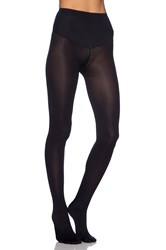 Yummie Tummie Deidra Mid Waist Footed Legging Black