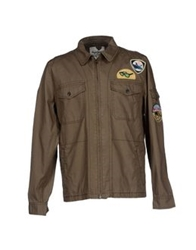Pepe Jeans 73 Jackets Military Green