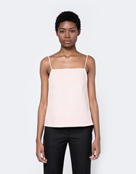 Wood Wood Amelie Top In Light Peach