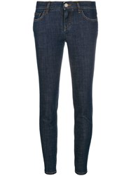 Dolce And Gabbana Skinny Jeans Blue