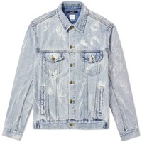 Ksubi Oh G Denim Jacket Blue