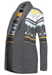 Gap Cardigan Charcoal Grey Dark Gray