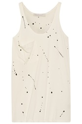 Kain Label Jane Printed Jersey Tank