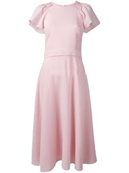 Goat Dionne Dress Pink Purple