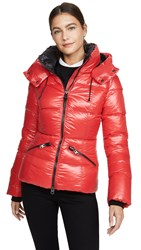 Mackage Madalyn Jacket Red