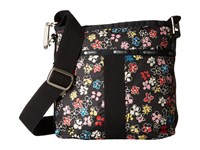 Le Sport Sac Essential Crossbody Flower Burst Cross Body Handbags White