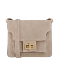 Atp Atelier Handbags Light Grey