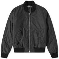 Our Legacy Life Saver Bomber Jacket Black