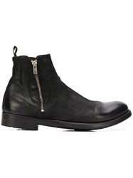 Officine Creative Hive Boots Black