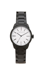 Marc By Marc Jacobs Dillon Watch Black White