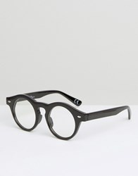 Jeepers Peepers Round Glasses Black Brown
