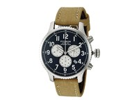 Filson Mackinaw Field Chrono Watch 43 Mm Navy Blue Watches