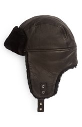 Uggr Men's Ugg Sheepskin Earflap Hat