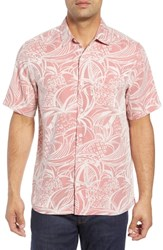 Kahala Kupu Regular Fit Print Sport Shirt Watermelon