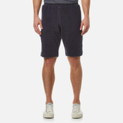 Garbstore Men's Club Shorts Navy Blue