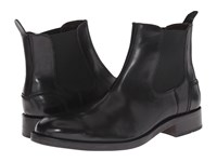 Wolverine Montague Chelsea Boot Black Men's Pull On Boots