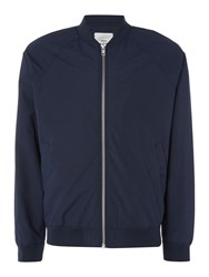 Minimum Men's Starego Bomber Jacket Navy