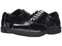 Nunn Bush Mitchell Street Cap Toe Black Men's Lace Up Cap Toe Shoes